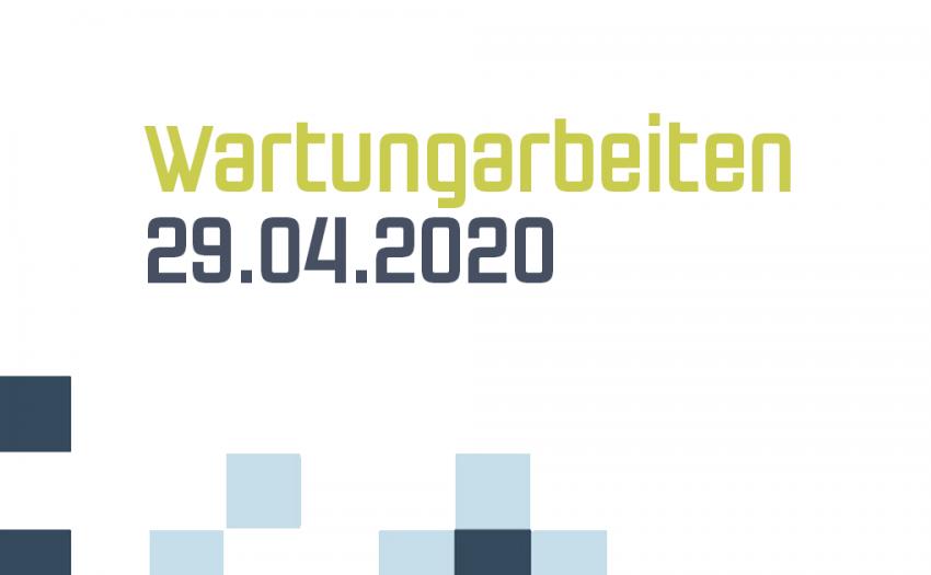 Wartungarbeiten an unseren POPs – 29.04.2020 2:00-3:00 Uhr